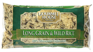 Gourmet House® Long Grain and Wild Rice