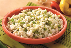Green Chile White Rice